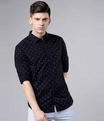 <b>Mens Casual Fashion Printed</b> Cotton Shirts, Size: M-xxl, Rs 250 ...
