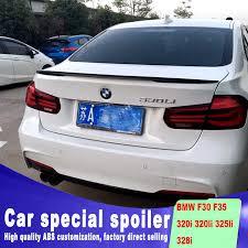 New design 2013 2014 2015 2016 2017 <b>for BMW F30 F35</b> spoiler ...