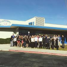 today future leaders of the information technology academy from clairemont highschool