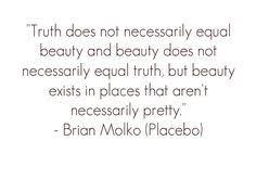 Molko quotes on Pinterest | Brian Molko, Lyrics and We Heart It