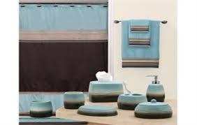 brown bathroom accessories homezanin