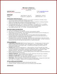 Resume Examples  No Job Experience Resume Template  Photo Resume