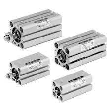 Compact <b>Cylinder</b>, <b>Anti</b>-Lateral Load <b>Type</b> CQS  S Series | <b>SMC</b> ...