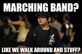 Pot head Band geek memes | quickmeme via Relatably.com