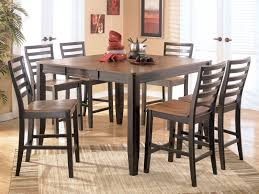 tall dining chairs counter:  dining room tall dining room table distressed perfect tall dining room table tall dining room
