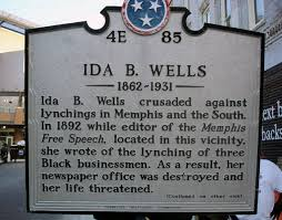 Image result for ida b wells