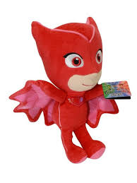 <b>PJ Masks</b> — <b>Мягкая игрушка</b> Алетти м/ф Герои в масках 20 см., PJ ...