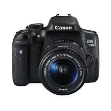 <b>Canon EOS 750D Kit</b> With 18-135mm IS STM DSLR Camera for ...