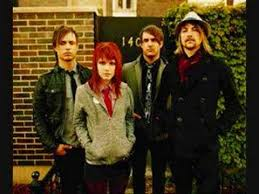 <b>Paramore</b> - <b>All We</b> Know - YouTube