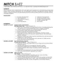 unforgettable assistant clinic administrator resume examples to    assistant clinic administrator resume sample