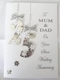 25Th Wedding Anniversary Invitation Cards For Parents | Wedding ... via Relatably.com