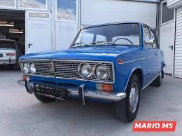 MARIO <b>M5</b> - Лада ВАЗ 2103 1500 <b>ORIGINAL NEW</b> 11000 km. 1976 ...