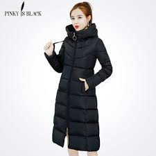 <b>PinkyIsBlack</b> New 2018 Winter Coats <b>Women</b> Down Jacket High ...