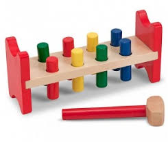 <b>Деревянные игрушки Melissa</b> & Doug – купить в интернет ...