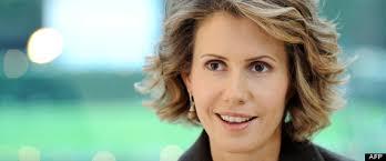 Sauf qu&#39;ici, il ne s&#39;agit pas d&#39;une antiphrase. <b>Asma el</b>-Assad, qui arbore <b>...</b> - Article_ASMA_EL_ASSAD