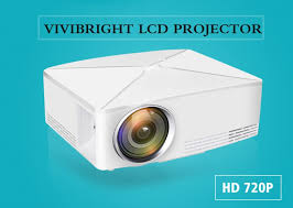 <b>VIVIBRIGHT C80 LCD</b> Home Theater Projector 1500 Lumens ...