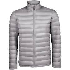 <b>Куртка мужская Wilson</b> Men, серая (артикул 02898351) - Проект 111