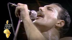 <b>Queen</b> - We Are The Champions (<b>Live</b> Aid 1985) - YouTube