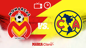 Liguilla MX 2019: Monarcas Morelia vs América: horario y dónde ver ...