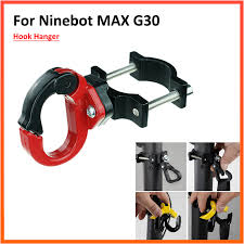Aluminium Alloy Hanging Bag <b>Hook</b> For NINEBOT MAX G30 <b>Electric</b> ...