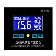 Ffzhushengmy Thermostat Accessory XH-W1412 24V ... - Amazon.com