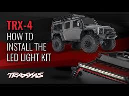 Купить <b>Комплект светотехники</b> TRX-4 LED Light <b>KIT</b> TRA8030