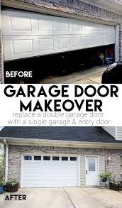 The Garage Door Dilemma Unskinny Boppy - Exterior garage door