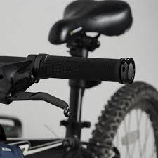 <b>1 Pair Bike</b> Cycling Bicycle Tube Type Anti-slip Rubber Handlebar ...