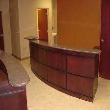 office reception desk medical office reception desk designs custom reception desk apex lite reception counter