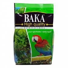 <b>Вака High Quality</b> сухой <b>корм</b> для крупных попугаев в интернет ...