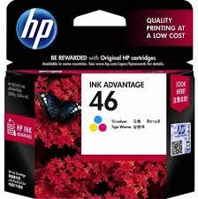 <b>Картридж HP</b> CZ638AE (<b>46</b>) Color оригинальный