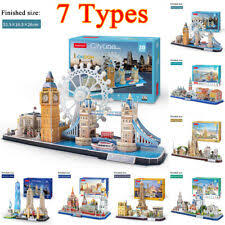 <b>3d wooden puzzles</b> products for sale | eBay