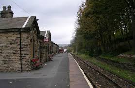 Ingrow (West) railway station