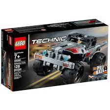 Купить <b>конструктор LEGO Technic Машина</b> для побега 42090 в ...