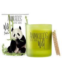 <b>Свеча ароматическая Panda</b> - бамбуковый Wild, <b>Ambientair</b> ...