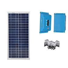 Online Shop <b>Kit Solar</b> 18v 20w 12v Battery Charger <b>Solar</b> Charge ...