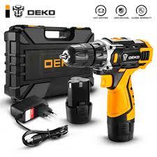<b>DEKO</b> GCD10.8DU3 10,8 В постоянного тока новый дизайн ...