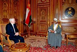 u s department of defense photo essay u s defense secretary robert m gates talks i sultan qaboos at the bait al
