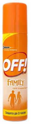 <b>Аэрозоль OFF</b>! Family от комаров — купить по выгодной цене на ...