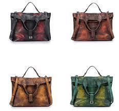 NIUBOA <b>Original</b> 100% Genuine Leather Bag Real Cowhide ...