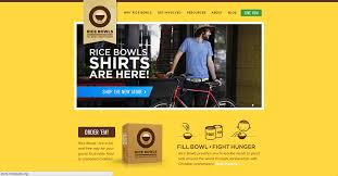 10 amazing nonprofit websites sirk digital solutions the yellow is a bit bright but the site is easy to navigate and does a great job