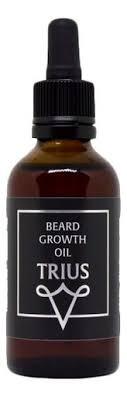Купить <b>масло для роста бороды</b> Beard Growth Oil 50мл TRIUS в ...