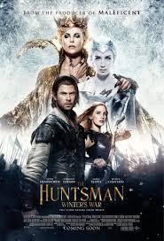 Resultado de imagen de fotos de la pelicula el cazador y la reina de hielo