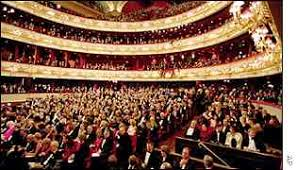 BBC News   ENTERTAINMENT   A year in Covent GardenRoyal Opera House on opening night