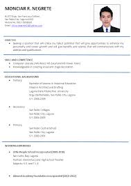 resume sample no education   us legal formsresume sample no education sample engineering resume and tips welcome to kiki`s blog sample