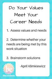 17 best ideas about career assessment career enough is enough clarify if your work meets your needs career advice