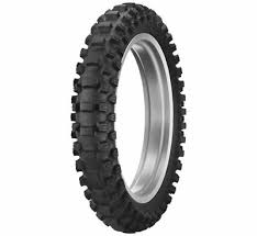<b>Dunlop Geomax MX33</b> Off-Road 100/90-19 Rear Dirt Tire KTM 125 ...
