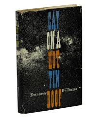 cat on a hot tin roof tennessee williams first edition cat