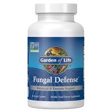 <b>Fungal Defense</b>® <b>84</b> Vegetarian Caplets