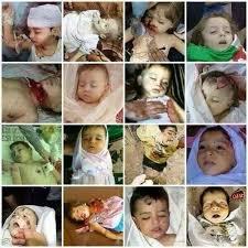 Resultado de imagem para palestinians children murdered